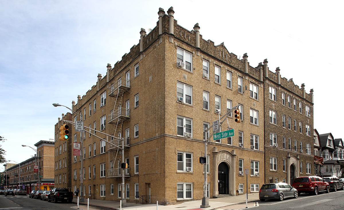 154 Kensington Apartments Westside Jersey City